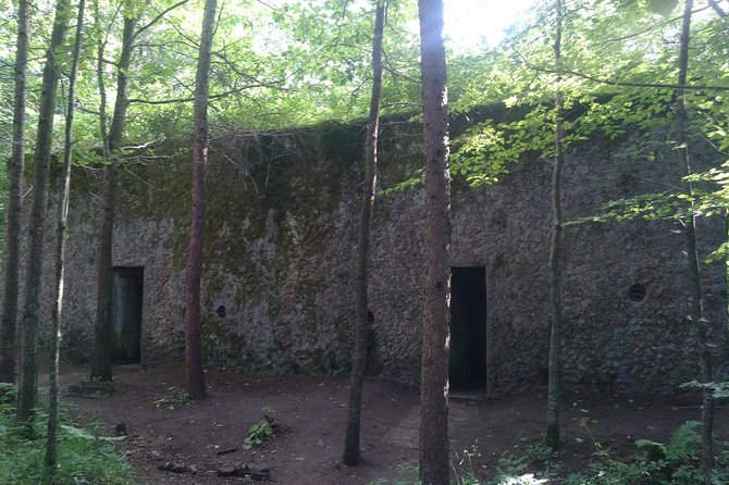 Trip to the Wolf's Lair - Hitler's Headquarters