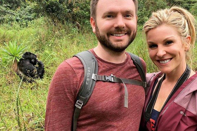 3 days Rwanda gorillas and golden monkeys trek Adventure