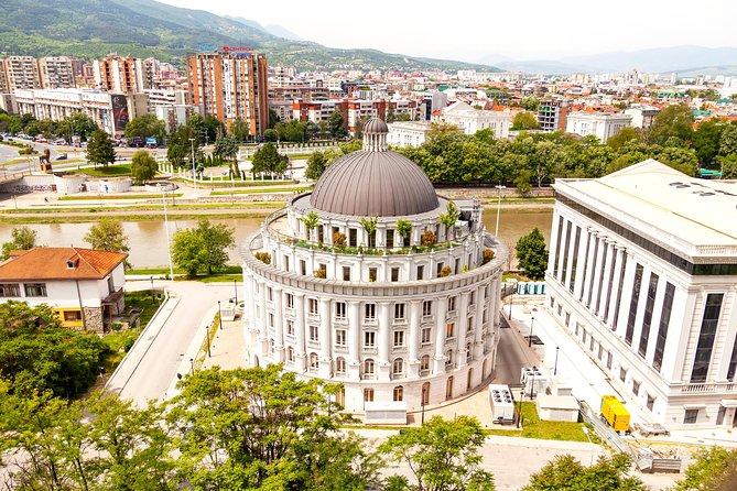 Sightseeing Walking Tour in Skopje