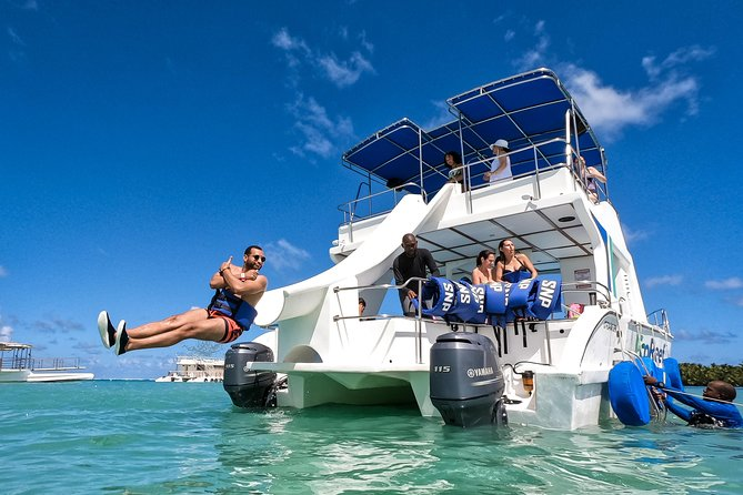 Private Catamaran Cruise - ANY Group Size! photo 8