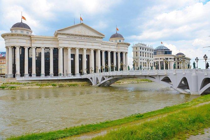 Neoclassical Skopje Walking Tour