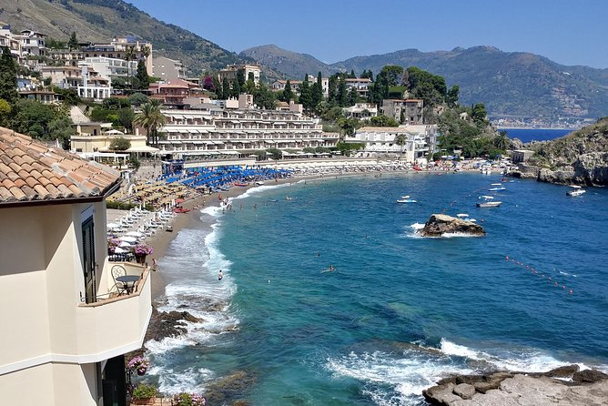 PRIVATE TOUR: from MESSINA cruise port to TAORMINA and CASTELMOLA