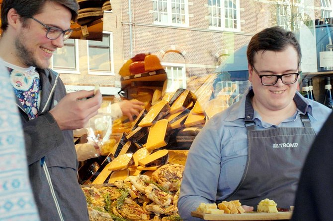 Private Food Tour, Taste the best food of Amsterdam with a Local Guide