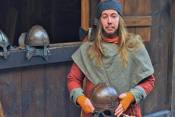 Viking Village in Gudvangen