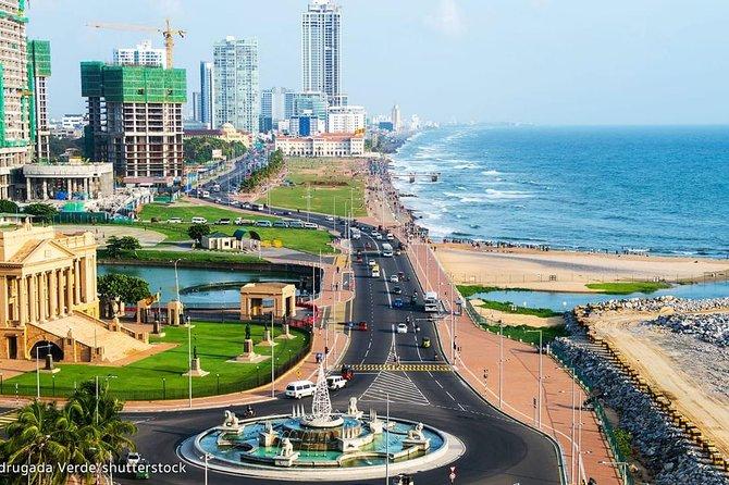 Colombo City Tour By Motor Bike