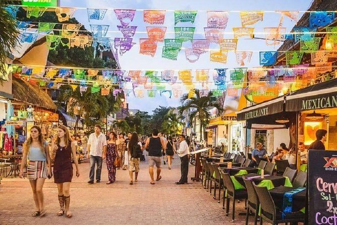 4X1 Tulum, Coba, Cenote and Playa del Carmen for the best price in 1 full day