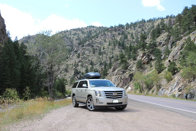 Denver to Vail Airport Shuttle