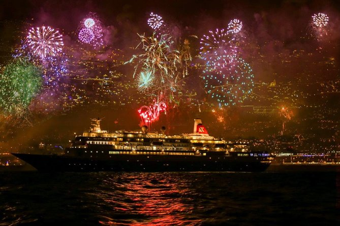 New Year's Eve Fireworks Cruise from Funchal Madeira with Luxury Catamaran photo 2
