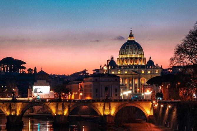 Luxury Private Transfer from Civitavecchia port to Rome City Center