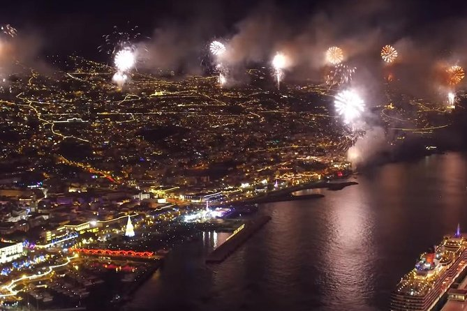 New Year's Eve Fireworks Cruise from Funchal Madeira with Luxury Catamaran photo 6