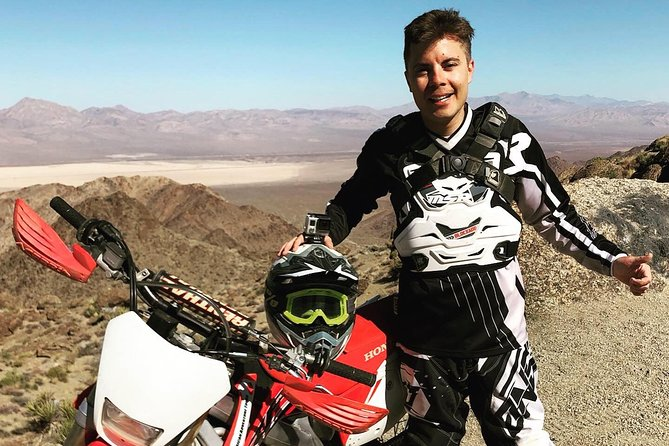 Hidden Valley and Primm Extreme Dirt Bike Tour photo 8
