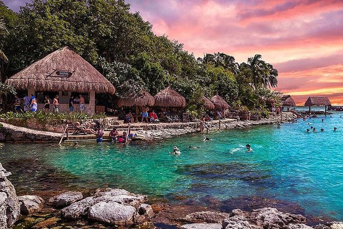 Tour Xcaret All inclusive from Cancun (Transportation included)