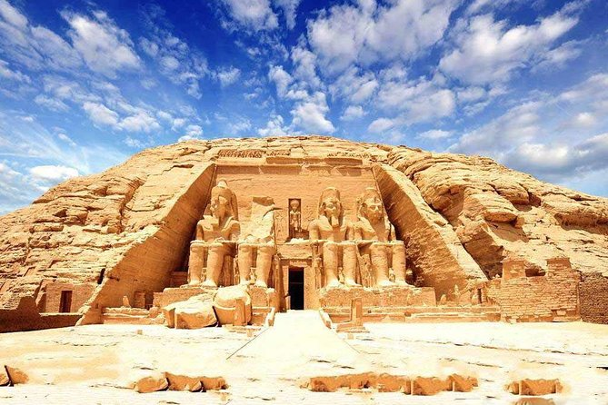 Abu Simbel Temples Private Day Tour by Luxury Air Conditioner Car from Aswan