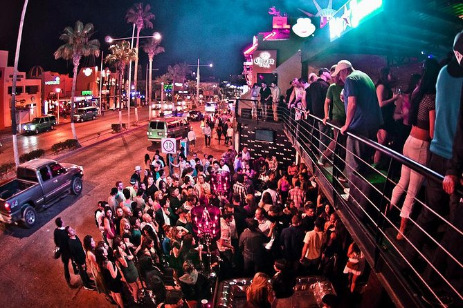 Party Hopper Cabo Night