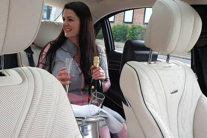 Luxury white glove chauffeur services