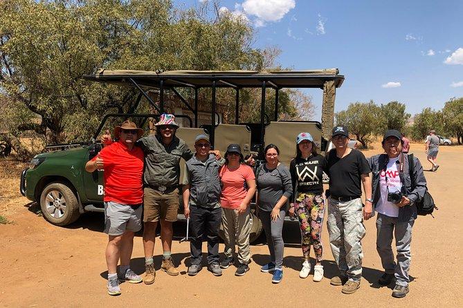 Full Day Pilanesberg Safari in Open Vehicle