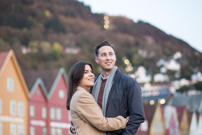 Private photo shoot in Bergen with a Pro
