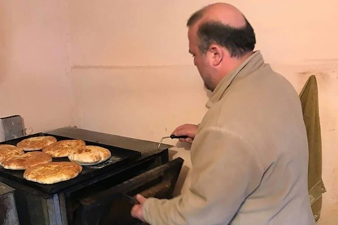 "Georgian traditional bread ""Khachapuri"" master cooking class!!"