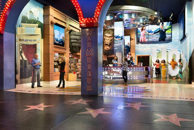 Hollywood Wax Museum & Guinness World Records Museum Combo Admission photo 3