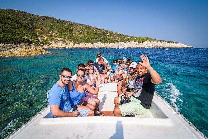 Hvar Island and Blue Cave Tour from Split or Trogir