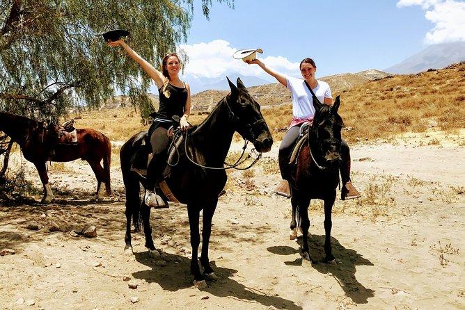 Horseback Riding in Arequipa