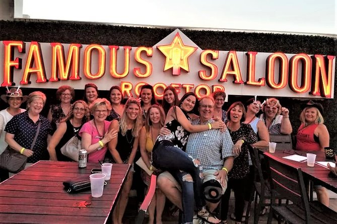Downtown Nashville Pub Crawl Walking Tour