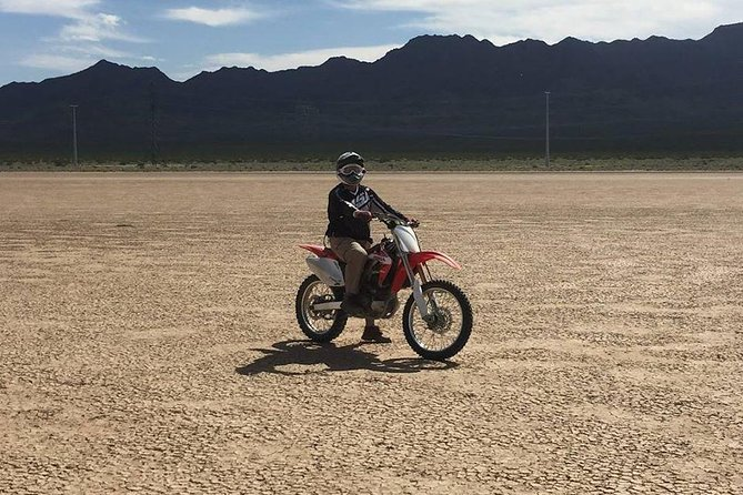 Hidden Valley and Primm Extreme Dirt Bike Tour photo 11