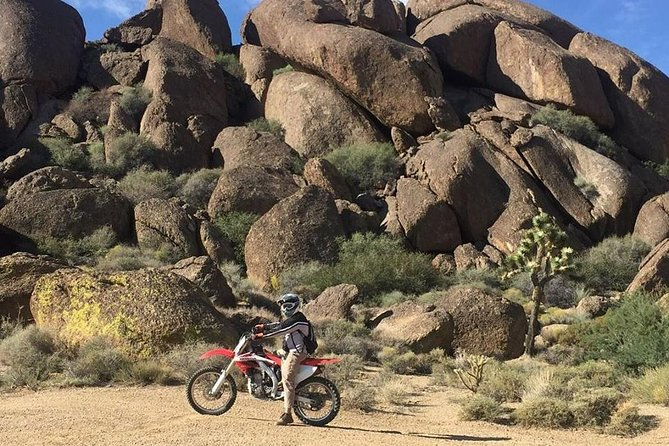 Hidden Valley and Primm Extreme Dirt Bike Tour photo 19