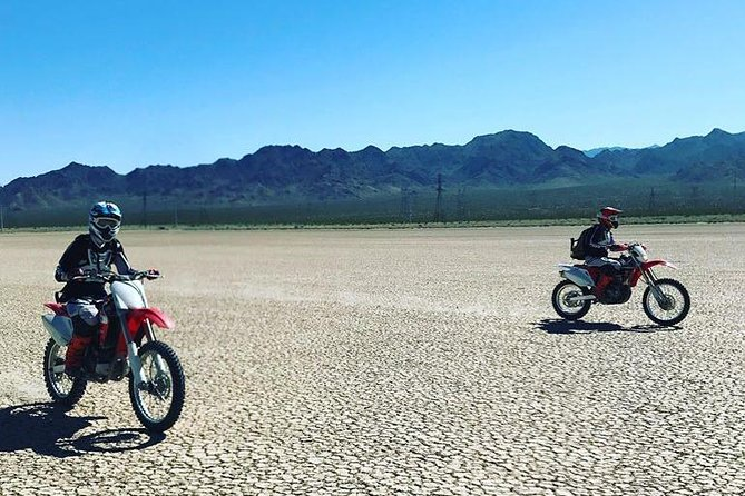 Hidden Valley and Primm Extreme Dirt Bike Tour photo 25
