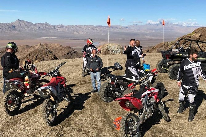 Hidden Valley and Primm Extreme Dirt Bike Tour photo 9