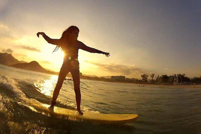 Surf Tour in Rio de Janeiro