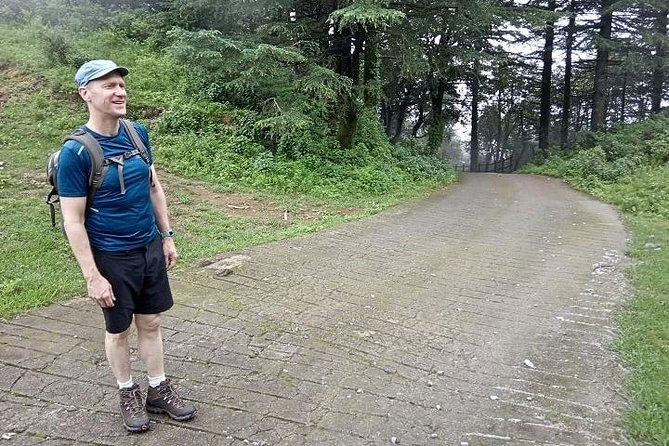 Mussoorie Walking Tour - Waverly to Clouds End