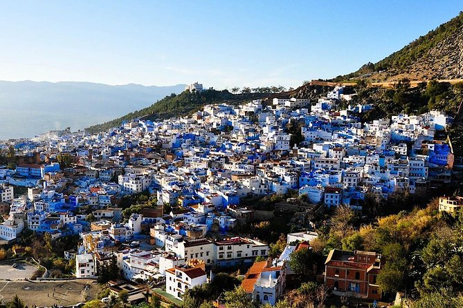 Day Trip to Chechaouen from Marrakech (Night Train)