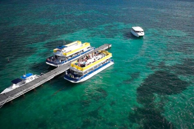 Isla contoy & Isla Mujeres Adventure Tour from Cancun