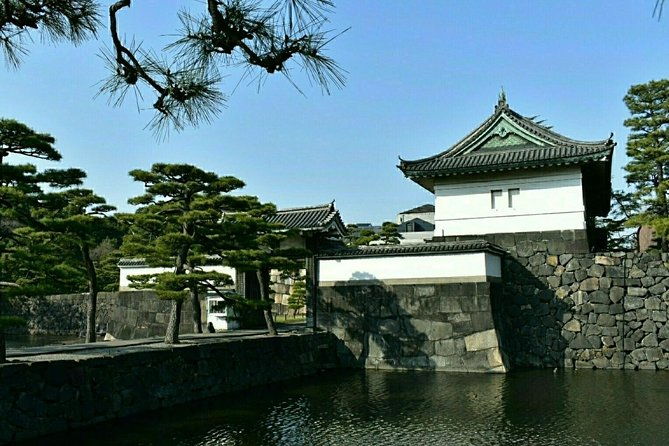 Full-Day Tokyo Walking Tour to Learn about Japanese History and Culture