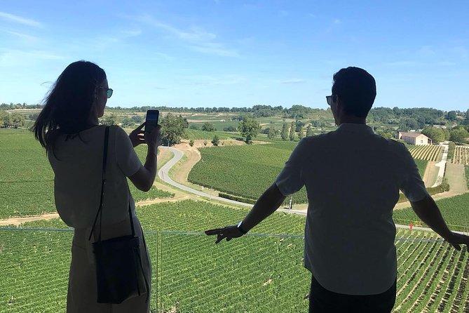 The Great Sauternes Wine Tour