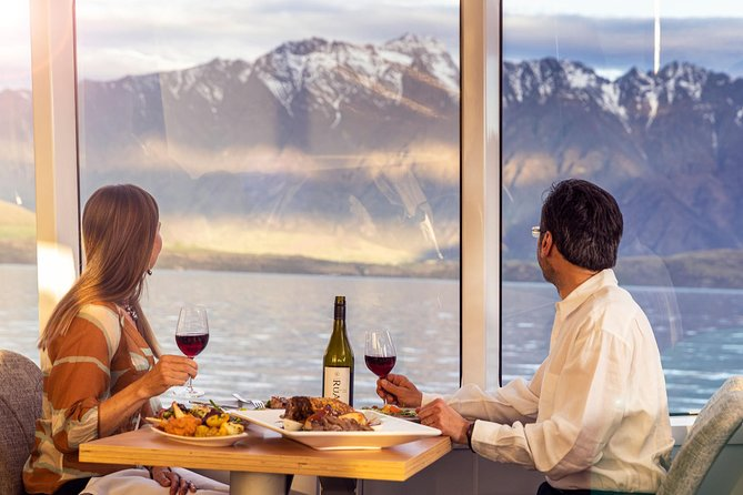 Queenstown Evening Two-Course Dinner Cruise