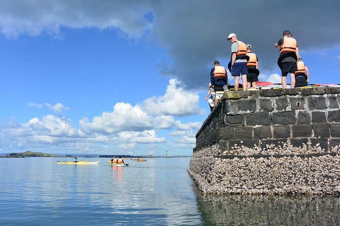 Auckland Rangitoto Island Guided Daytime Kayaking Tour photo 9