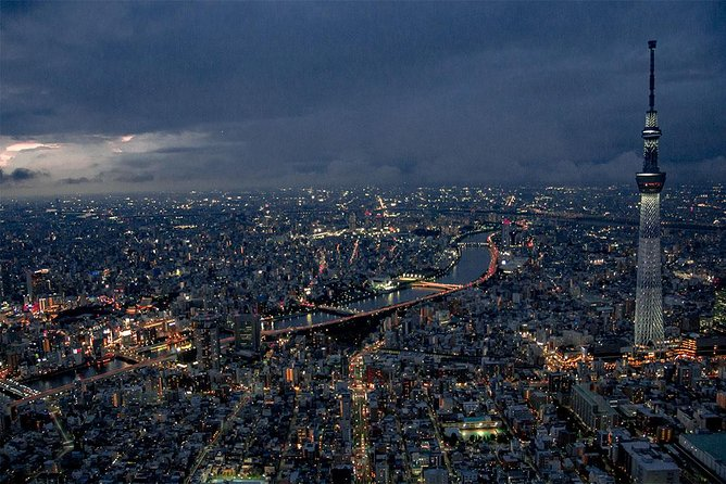【27 Minutes】Tokyo City Lights Helicopter Tour 2 photo 9