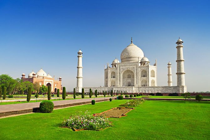 Same Day Agra Tour By Gatimaan Express photo 8