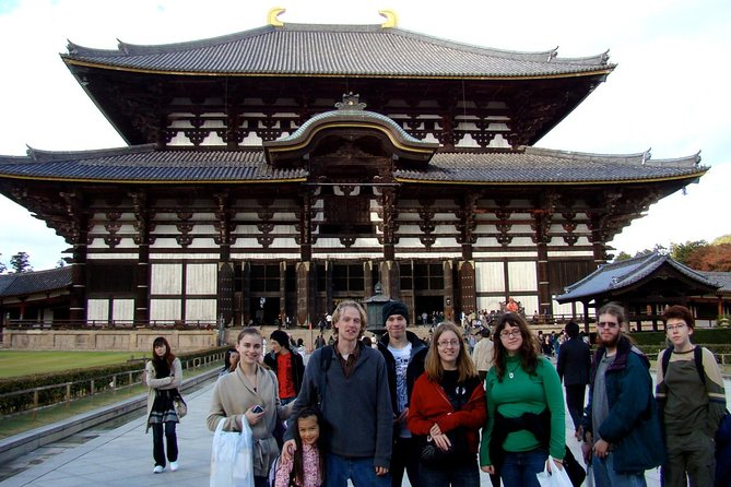 Nara Full-Day Private Tour Osaka/Kyoto departure with Nationally-Licensed Guide