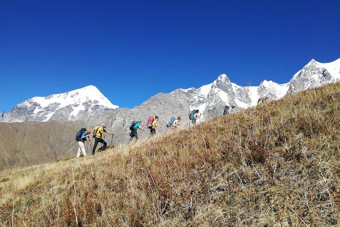 8-Day Trekking Group Tour in Svaneti