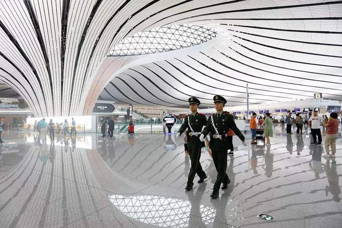 Beijing Daxing Airport (PKX) to Downtown Beijing Private Transfer service