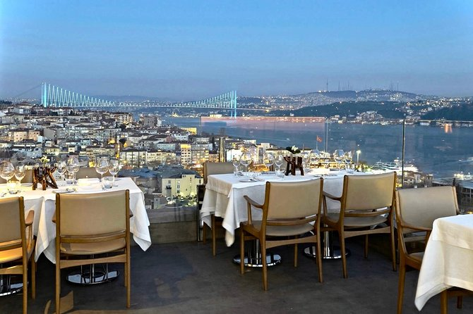 Luxury shopping & restaurant experience in the most beautiful city in the world photo 3