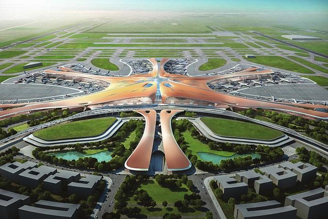 Beijing Downtown Hotel Transfer To Beijing Daxing Airport (PKX)