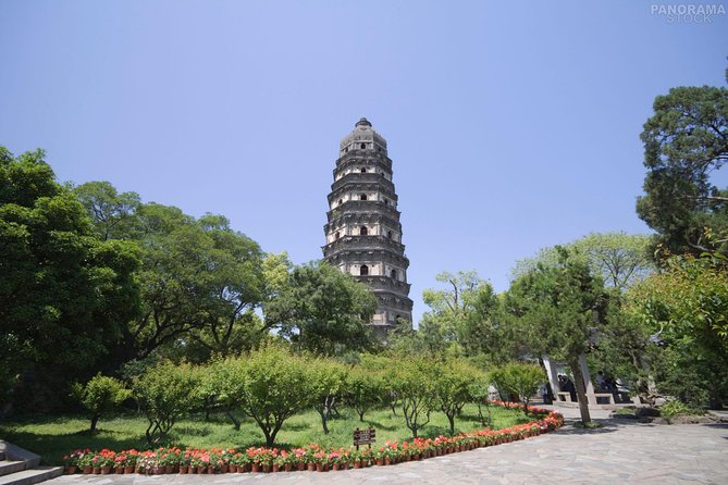 Suzhou Private Tour: Suzhou Silk Museum, Lingering Garden Tiger Hill and More photo 3