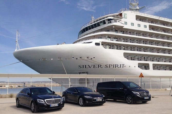 Transfer from Piraeus cruise port to Athens airport (Morning Shift 06:30-22:30)