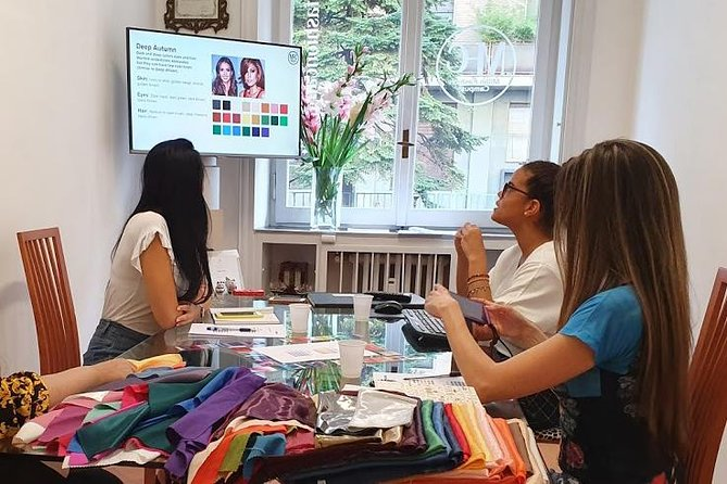1-Day Personal Fashion Styling Course for Women