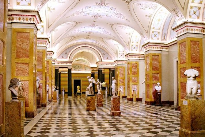 1 Day Tour And The Faberge Museum Visit