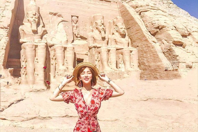 Private Taxi From Aswan To Visit Abu Simbel Temple